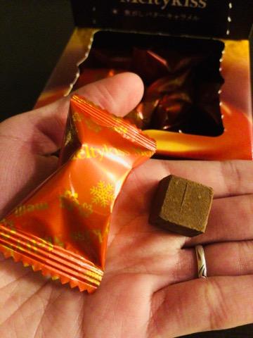 メルティキッス 明治 チョコレート チョコ