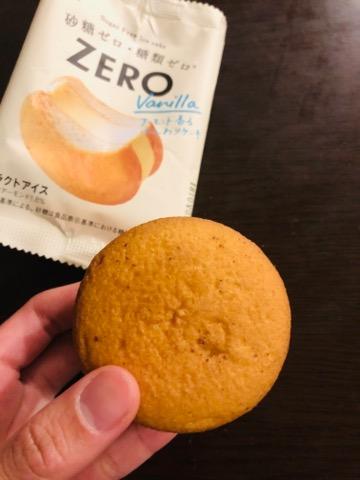 ZERO シュガーフリー 砂糖なし 糖類なし アイス まいばすけっと