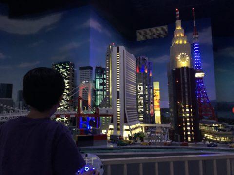 お台場 レゴランド東京 おでかけ 子供連れ 屋内型 レジャー