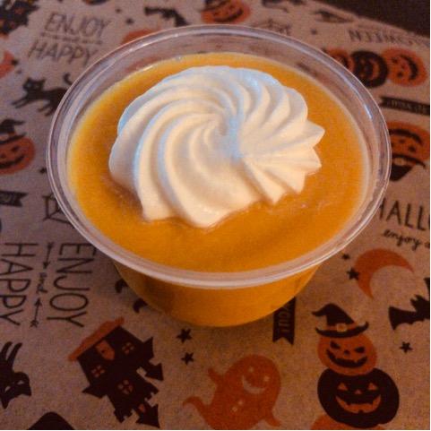 セブンスイーツ セブン セブンイレブン ハロウィン かぼちゃプリン セブンでハロウィン かぼちゃ