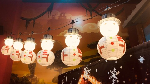 レゴランド 2019年クリスマス サンタクロース レゴブロック クリスマスパーティ レゴランド東京レゴランドディスカバリーセンター東京 イルミネーション