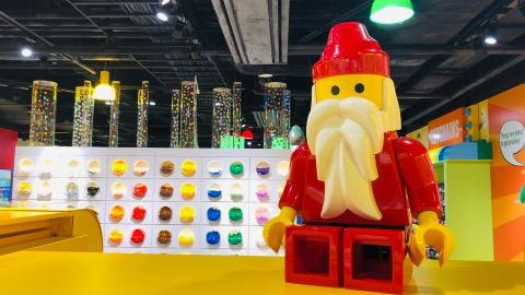 レゴランド 2019年クリスマス サンタクロース レゴブロック クリスマスパーティ レゴランド東京レゴランドディスカバリーセンター東京 ショップ