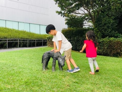 鹿児島 おでかけ 旅行 子供連れ アート 美術館