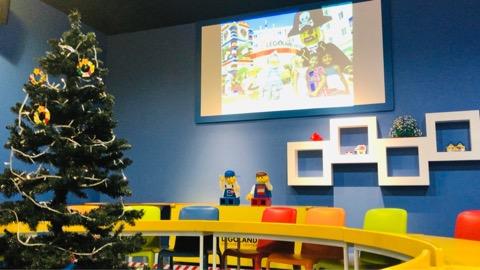 レゴランド 2019年クリスマス サンタクロース レゴブロック クリスマスパーティ レゴランド東京レゴランドディスカバリーセンター東京 ワークショップ