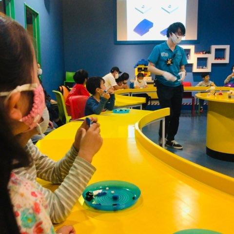 ワークショップ クリエイティブ レゴ職人 レゴランド®︎・ディスカバリー・センター東京 レゴランド東京 イベント レゴシティヒーローズ 子ども 親子 屋内型施設