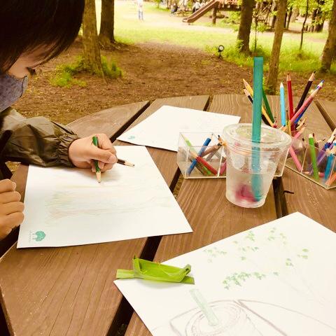北軽井沢スウィートグラス キャンプ 家族 子連れ おしぎっぱの森 イベント ファミリーキャンプ