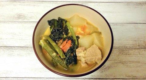 WEBライター 募集 ポートフォリオ ブロガー フィリピン料理 レシピ シニガン